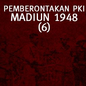 Pemberontakan PKI Madiun 1948: (6) Pembantaian Ulama dan Santri